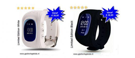 gps tracker horloge kind telefoon sos