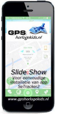 SeTracker app