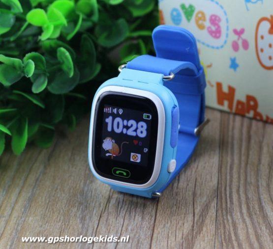 gps tracker horloge kind telefoon sos wifi