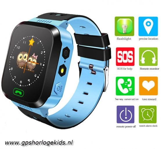GPS horloge kind camera lantaarn v 1.1