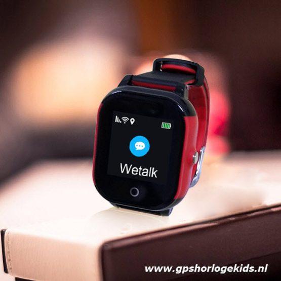 GPS Horloge Junior Senior Aqua Wifi Sports telefoon sos waterdicht waterproof persoonlijk alarm